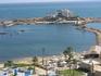 Вид на море и Панорама города из крепости....