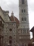 Собор Санта Мария дель Фьоре , колокольня Джотто.