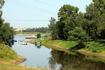 Каменный ручей и причал. Тут можно взять в прокат лодку и отправиться в плавание по Волге. Вид на центральную часть города с воды изумительный!