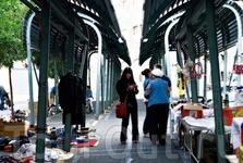 Тель-Авив-Яффо. Рынок