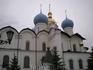 Кремль. Благовещенский собор. Самое крупное сооружение Казанского кремля и древнейшее из сохранившихся каменных построек Казани. Расположен в северной ...