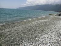Гагрский пляж