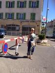 Знаменитая Жандармерия в Сен-Тропе