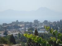 Порт древнего города Карфаген