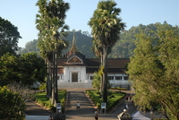 Королевский Дворец и храм Хо Кхам