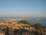 Cape Greco_вид в левую сторону :) видим вышки радиостанции Монте-Карло ;)