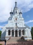 Владимирский собор в Кронштадте.