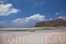 залив Балос