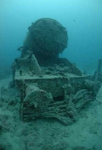 Затонувший корабль Тистлегорм
