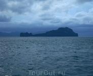 остров Рыбка