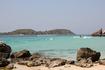 о. Ко Ларн маленький тайский пляж