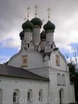 Одно из преданий говорит, что на месте каменного Успенского храма был монастырь, неизвестно кем и когда основанный, но упоминаемый в грамоте царя Василия ...