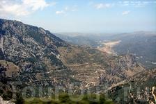 Затем мы поднимаемся на высоту около 850 метров над уровнем моря.