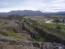 Вид со смотровой площадки на вулканическое плато