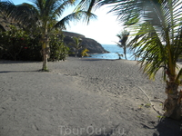 тот же пляжик, вид сбоку