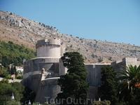 Крепость Дубровника