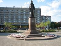 Памятник княгине Ольге Российской