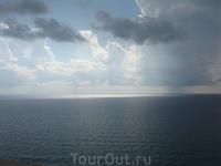 Средиземное море в конце сентября