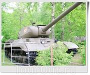 Тяжёлый танк ИС-2 (СССР).