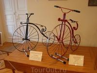 Музей императорских велосипедов (ГМЗ Петергоф)