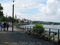 Кобленц, старый город