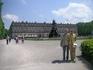 Замок Людвига второго Херренкимзее. Фасад