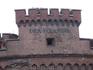 Башня Дер Врангель, бывший форт из  оборонительного кольца Кёнигсберга.