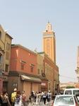 Мечеть Таруданта. Кстати у всех мечетей Марокко минарет имеет квадратную форму