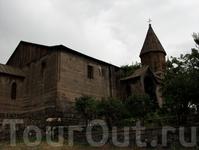 Аштарак, обл. Арагацотн, церковь Сурб Марине,XIIIв