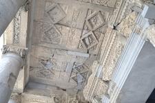 потолок этого чудесного храма