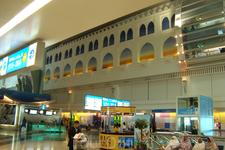 архитектурные формы одного из отелей выполнены в восточной манере