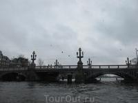 Blauwbrug - Синий мост.