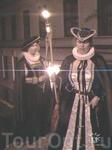 Ночной Крумлов-экскурсия со средневековым гидом