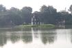 Озеро возвращенного меча (пагода Тхап Зыа)