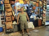 за покупками в Панаджи