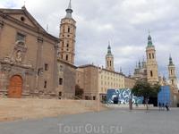 Iglesia de San Juan de Los Panetes - барочная церковь, строительство которой завершилось в 1725 году. Построена она была месте, где ранее стояла церковь ...