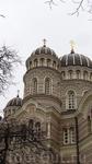 Православный собор в центре Риги. Должно же хоть что-то украшать Латвию?