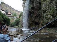 Вот он, водопад, во всей красе