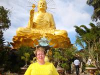 дзен-буддийском монастыре Чук Лам