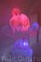 Ледяные скульптуры Снежного Замка LumiLinna, человек-паук