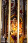 боги Шива и Ганеша в храме Лакшми