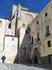И вот за одним из поворотов появился Дворец Епископа (Ela Palacio Episcopal)  и вплотную примыкающий к нему Кафедральный Собор.