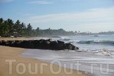 пляж Тангала
