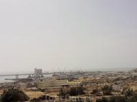 В Порту расположено множество промышленных зданий и фабрик