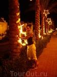 красивоподсвеченые улицы,перед новым годом