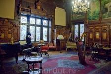 Королевский замок Пелешей - внутри