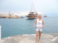 Морской порт Анталии