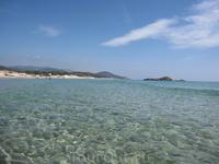 И вновь любимое море...