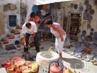 Тунис: поездка в Медину города Хаммамет