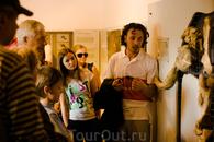 Музей карликовых слонов на о. Тилос